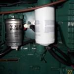 kad fuel filter on engine