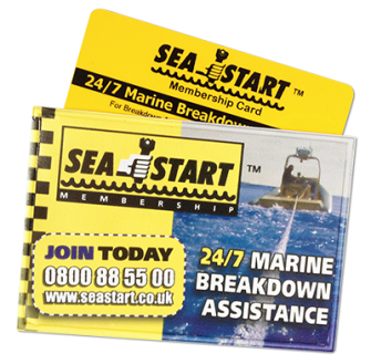 Sea Start Card Wallet